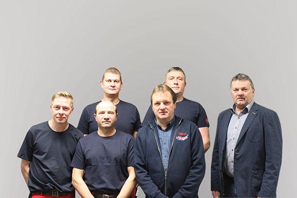 Team von Parkettbau & Fussbodenbau Wiegand